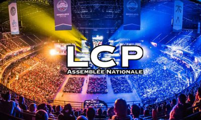 eSport Assemblée Nationale Documentaire