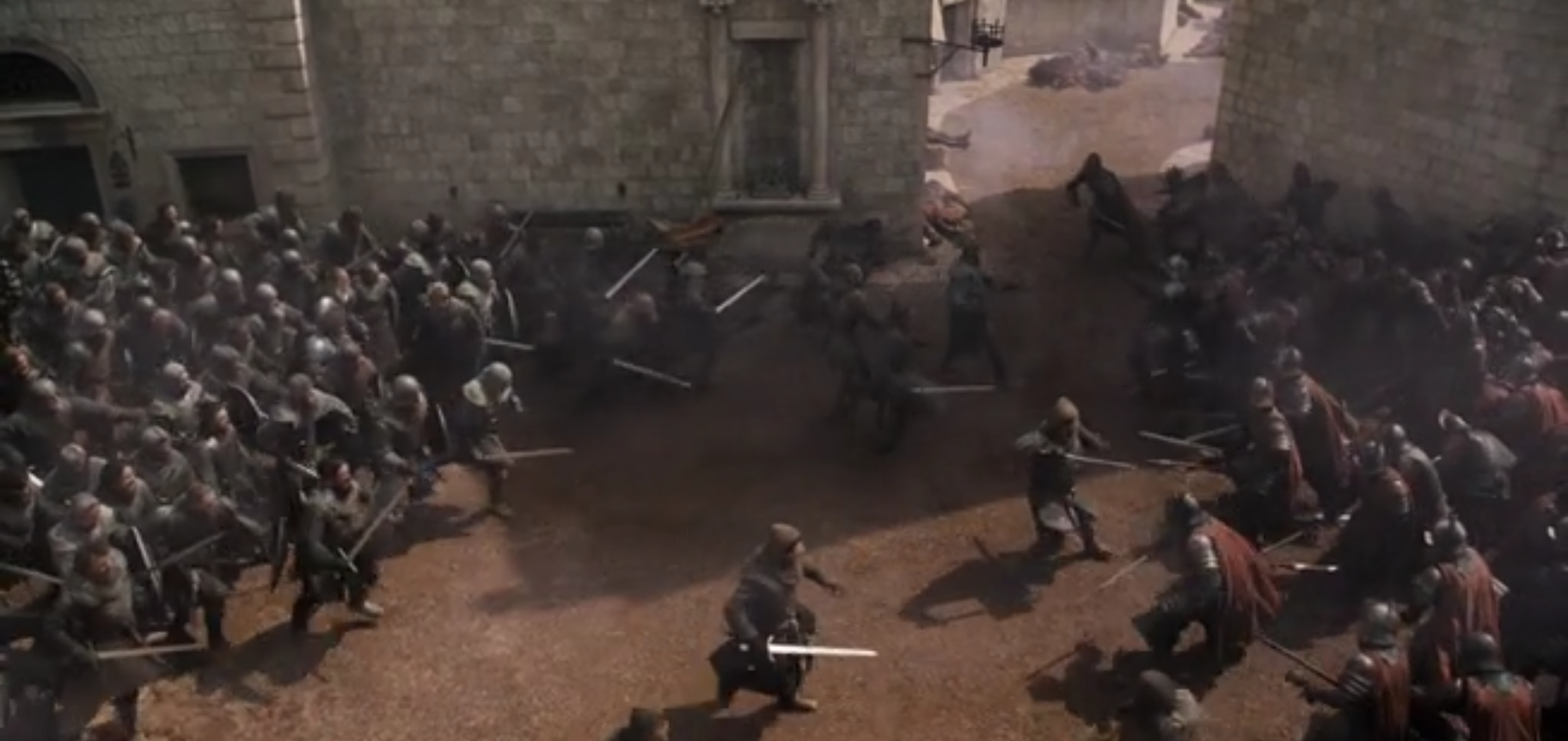 Game of Thrones armée bataille