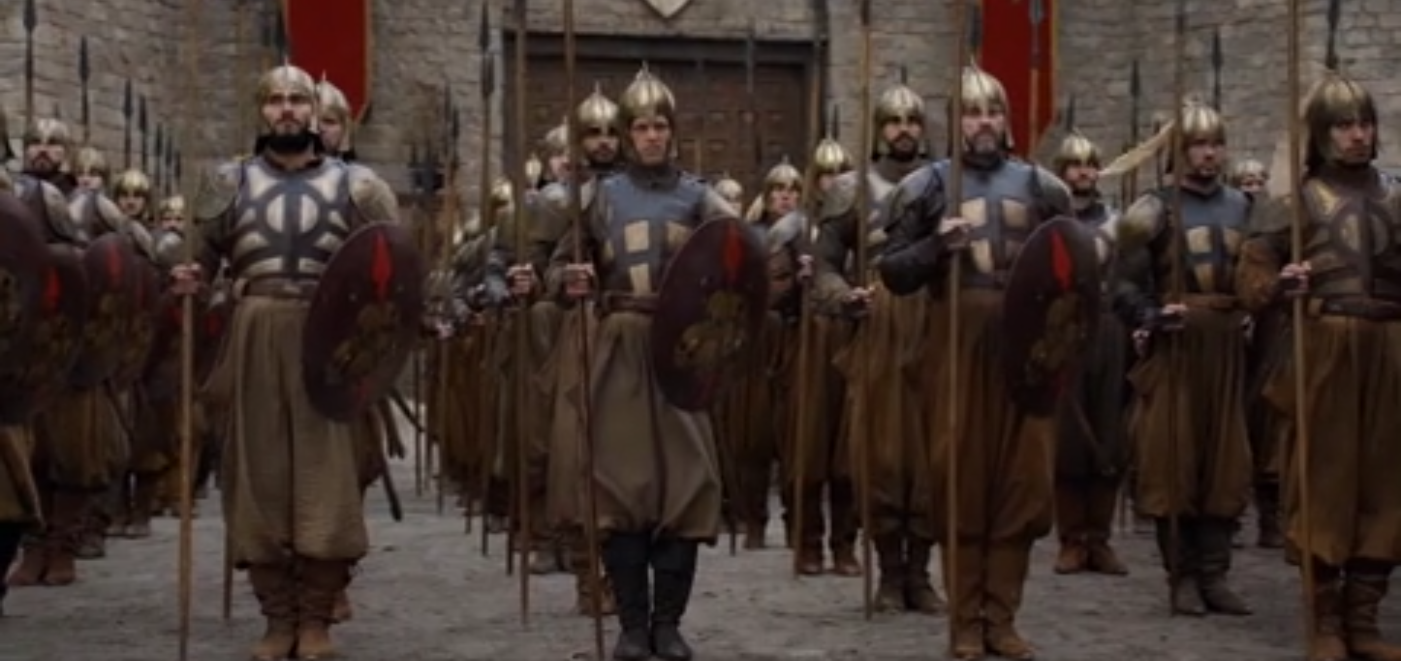 Game of Thrones armée lannister