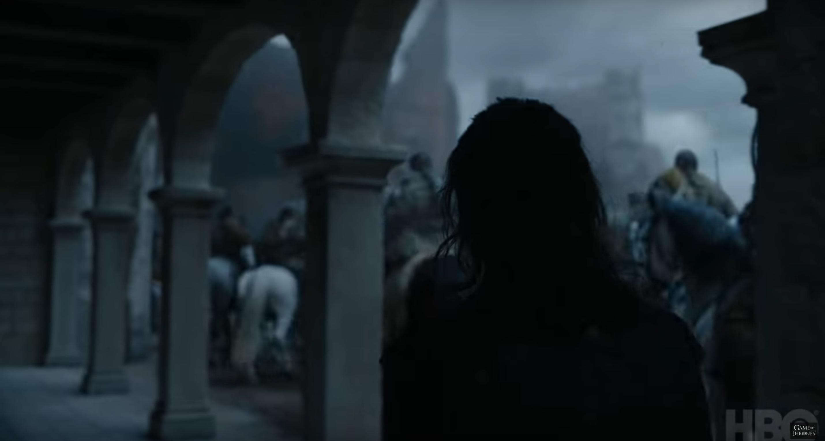 Game of Thrones arya de dos