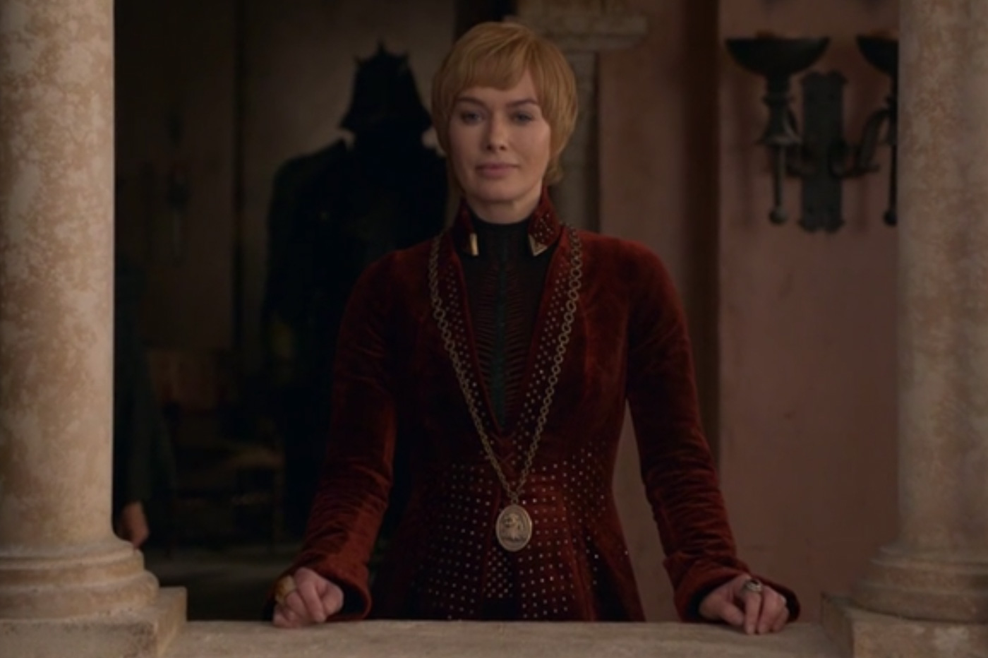 Game of Thrones cersei chateau