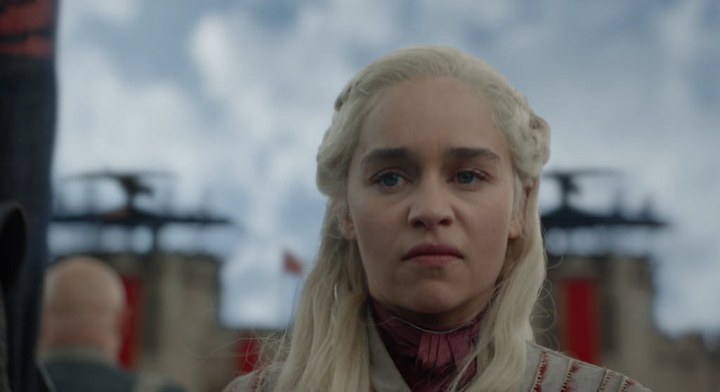 Game of thrones daenerys colere