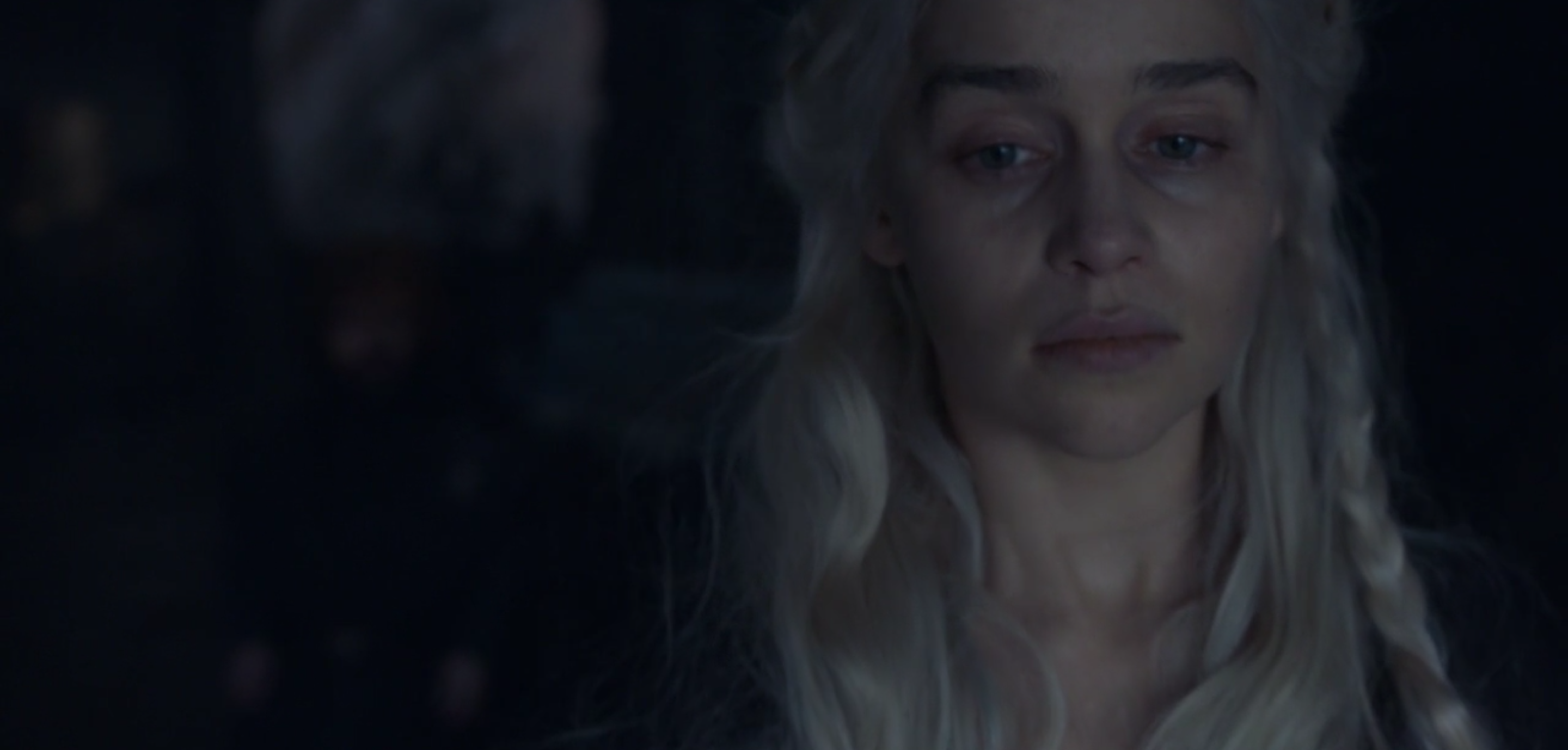 Game of Thrones Daenerys triste