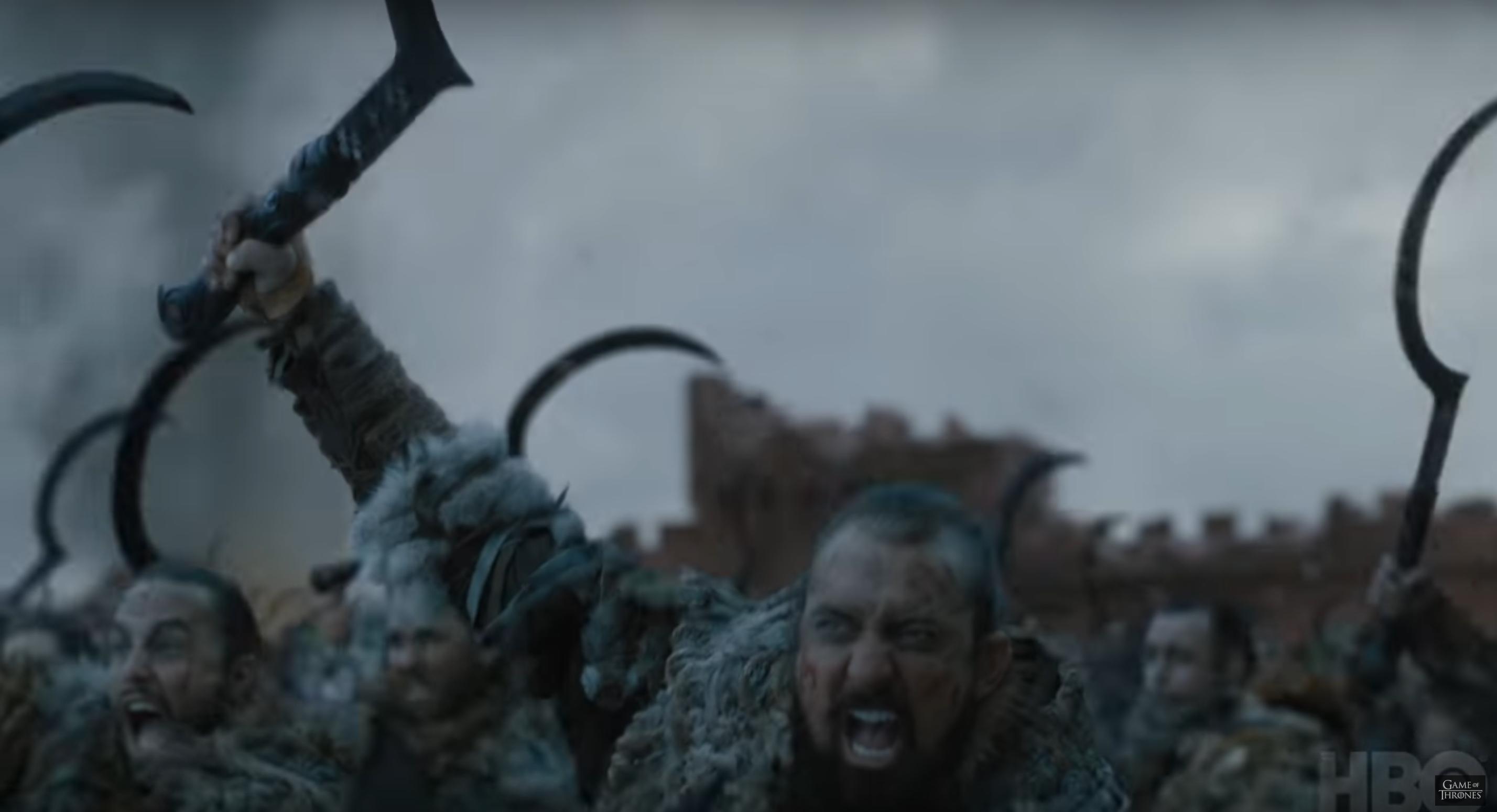 Game of Thrones dothrakis
