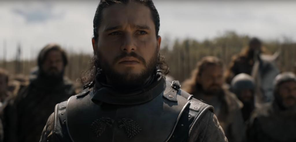 Game of Thrones jon
