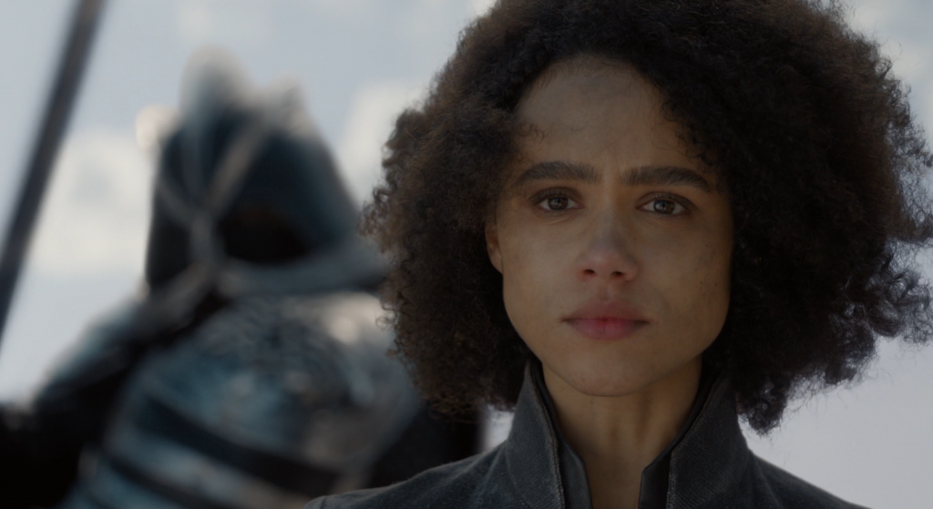 Game of thrones missandei mort