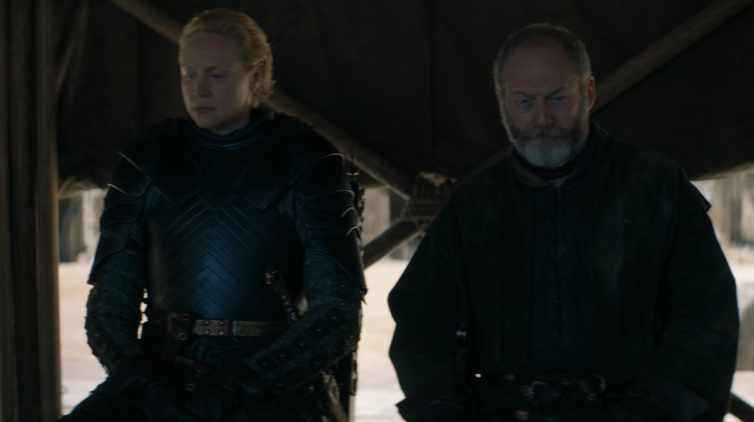Game of Thrones reunion brienne davos