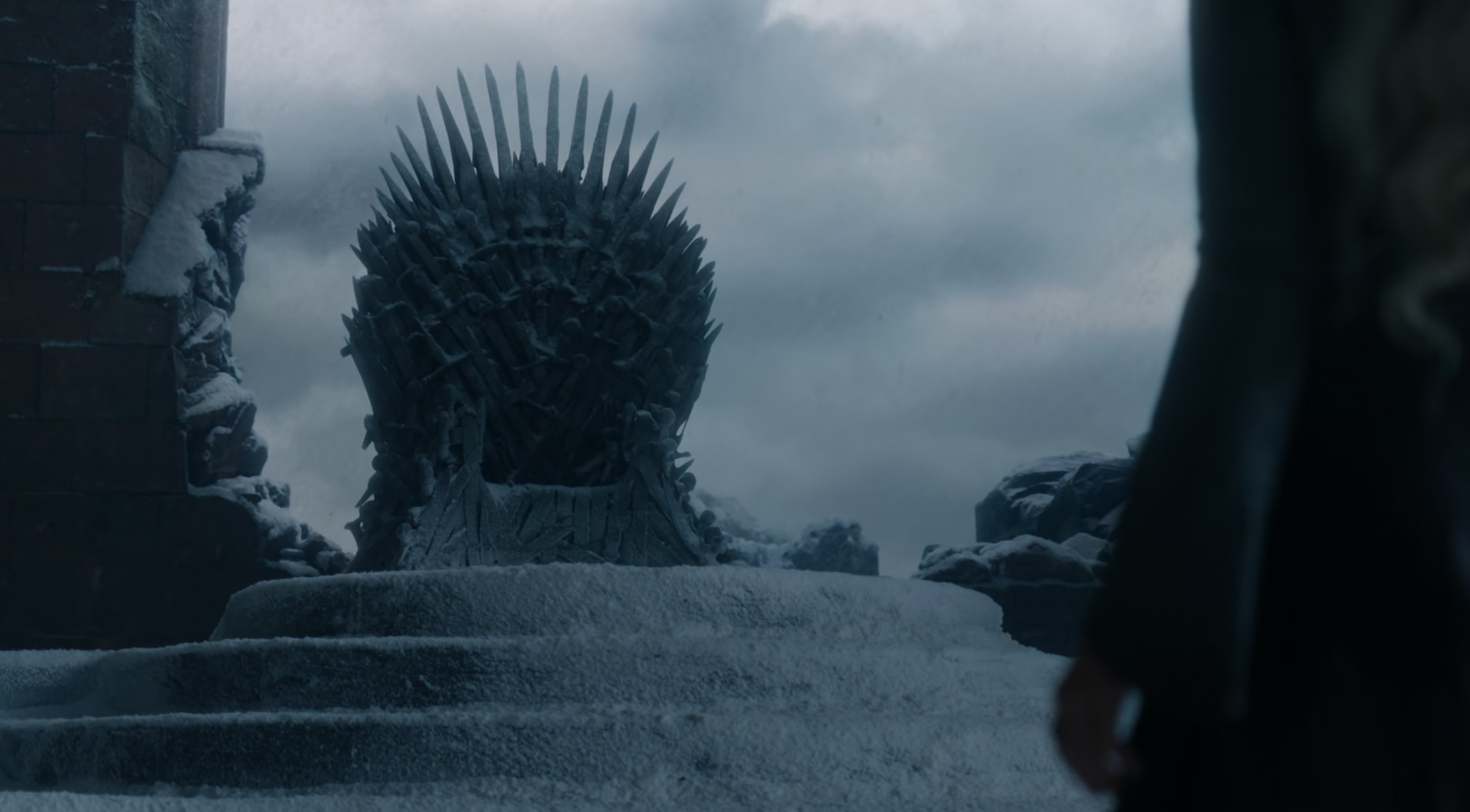 Game of Thrones trone
