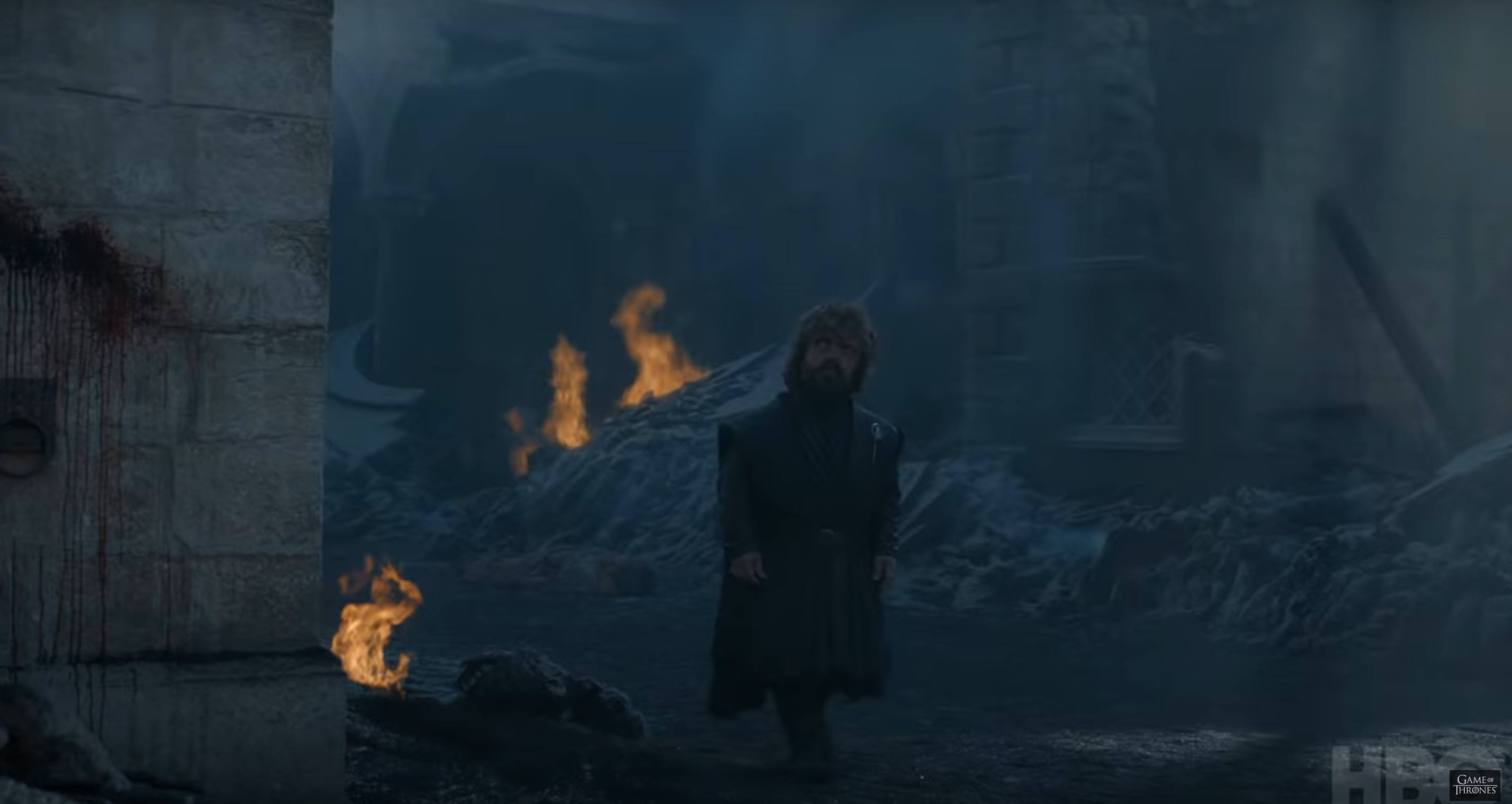 Game of Thrones tyrion feu