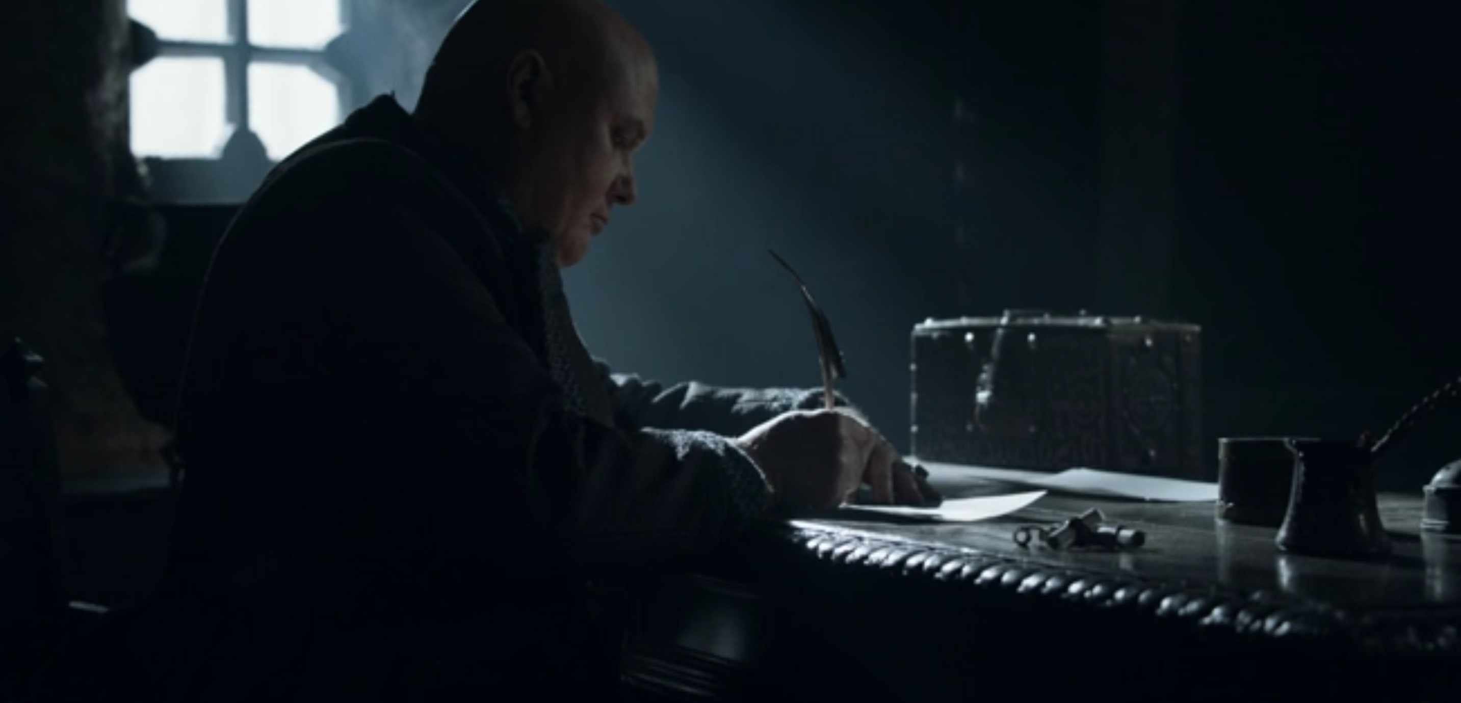 Game of Thrones Varys lettre