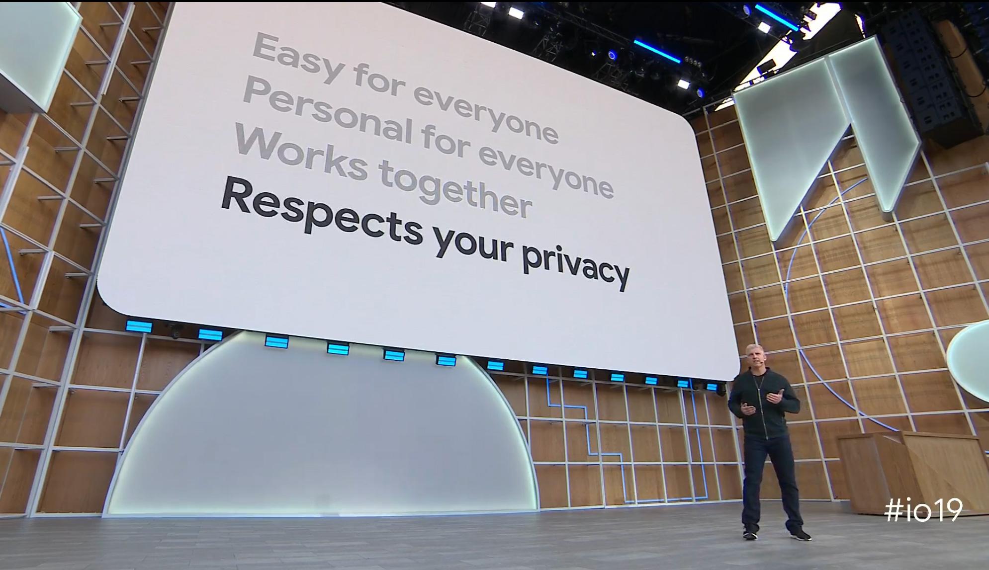 Google I/O home Hub