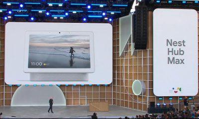 Google I/O Nets Hub Max