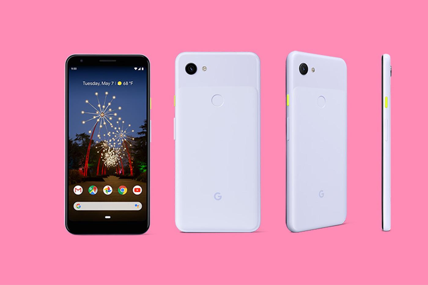 Les Google Pixel 3a et 3a XL se révèlent un peu plus avec de nouvelles fuites