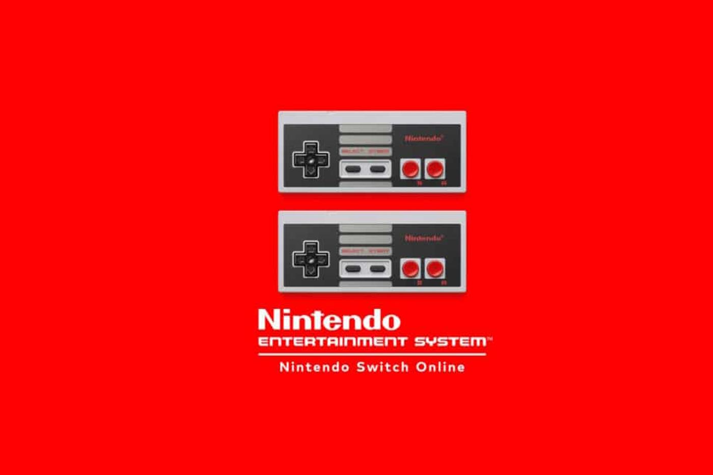 Jeux NES sur Nintendo Switch