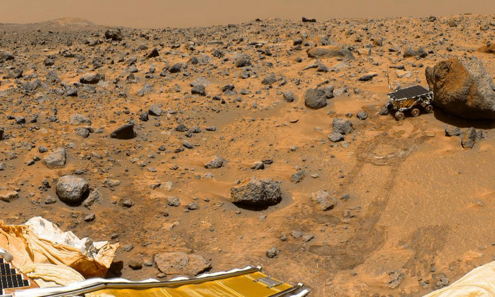 Mars vie