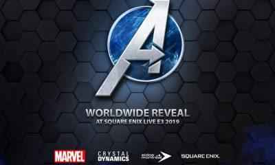 Marvel's Avengers E3 2019