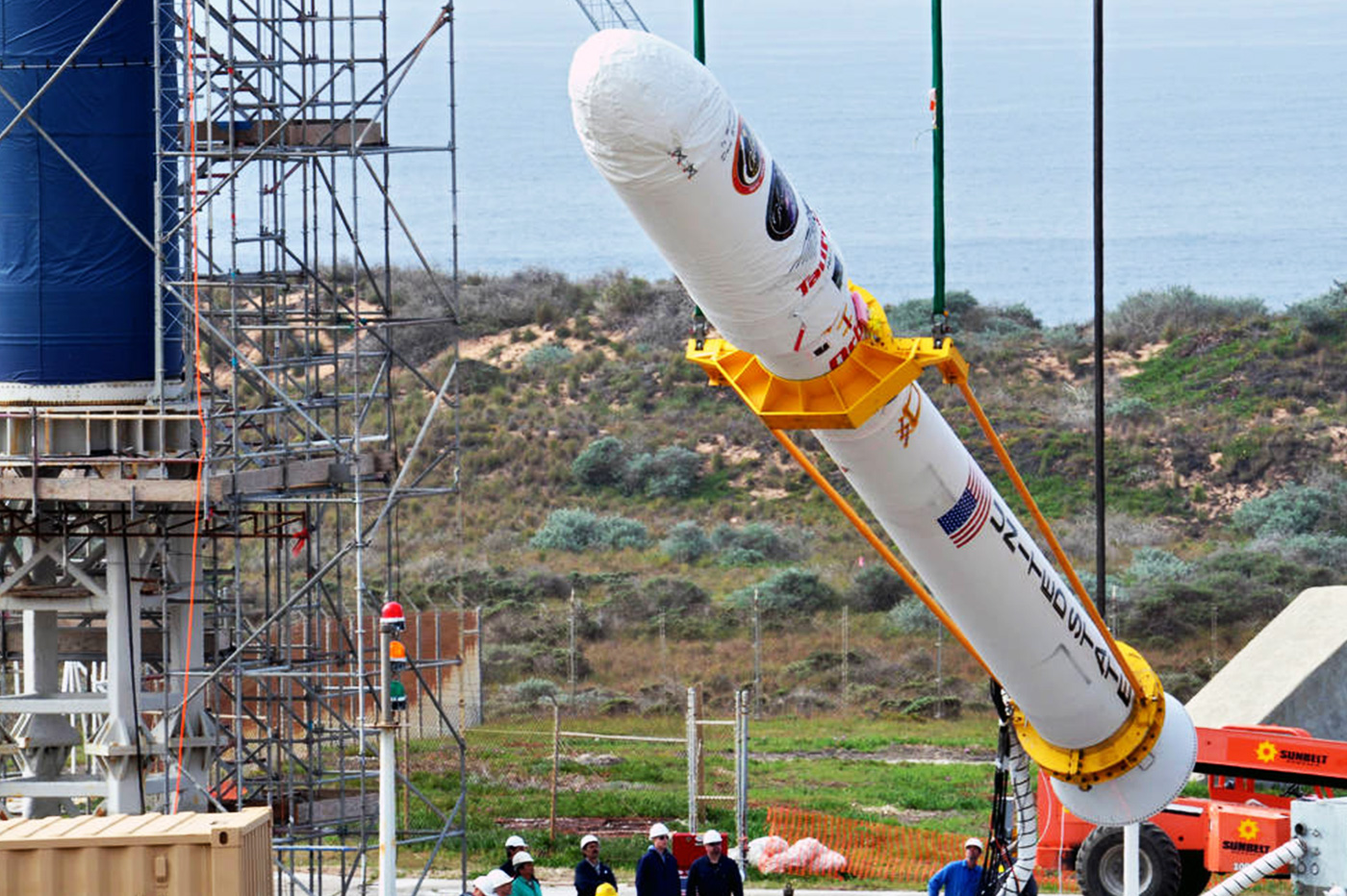 NASA fusées