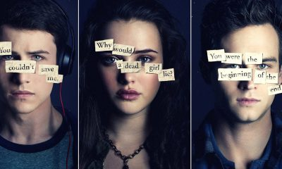 Netflix 13 reasons why