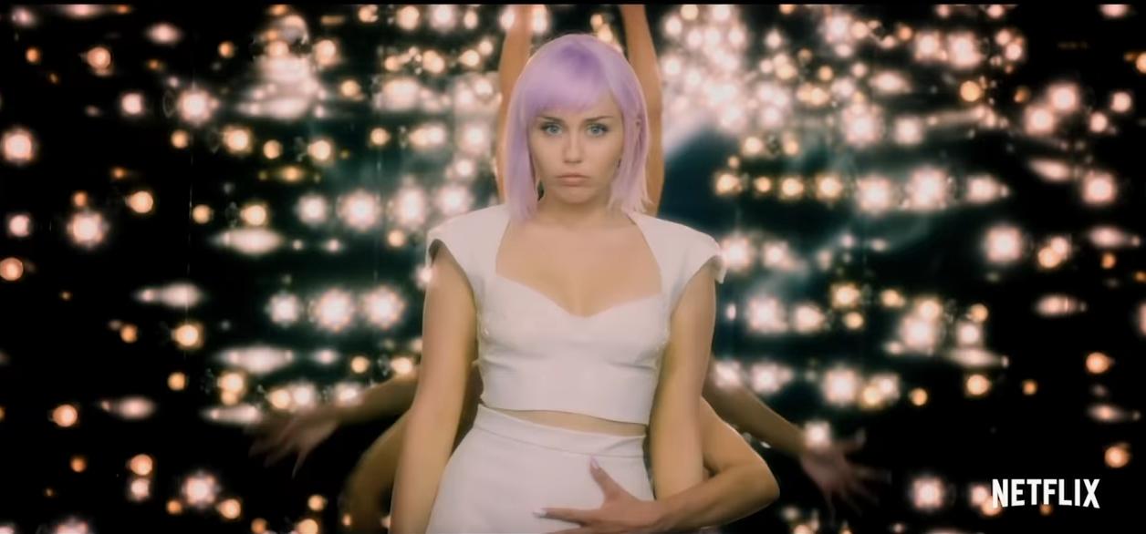 Netflix Black Mirror Miley Cyrus