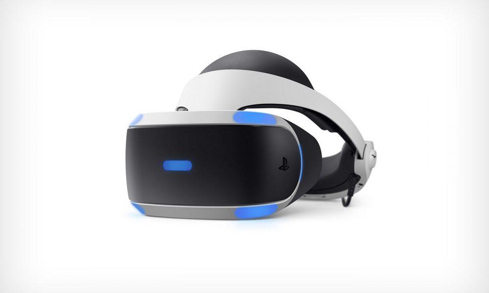 PlayStation VR Brevtet Siege Gyroscopique