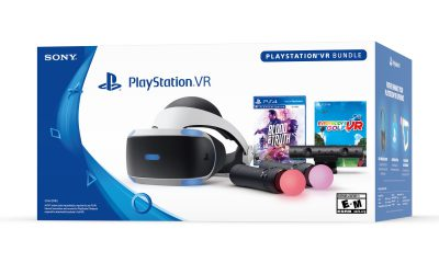 Pack PlayStation VR Mai 2019