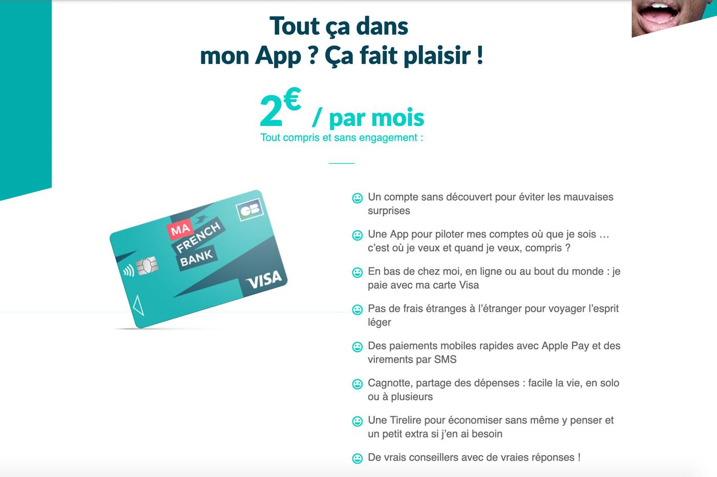 La promesse Ma French Bank