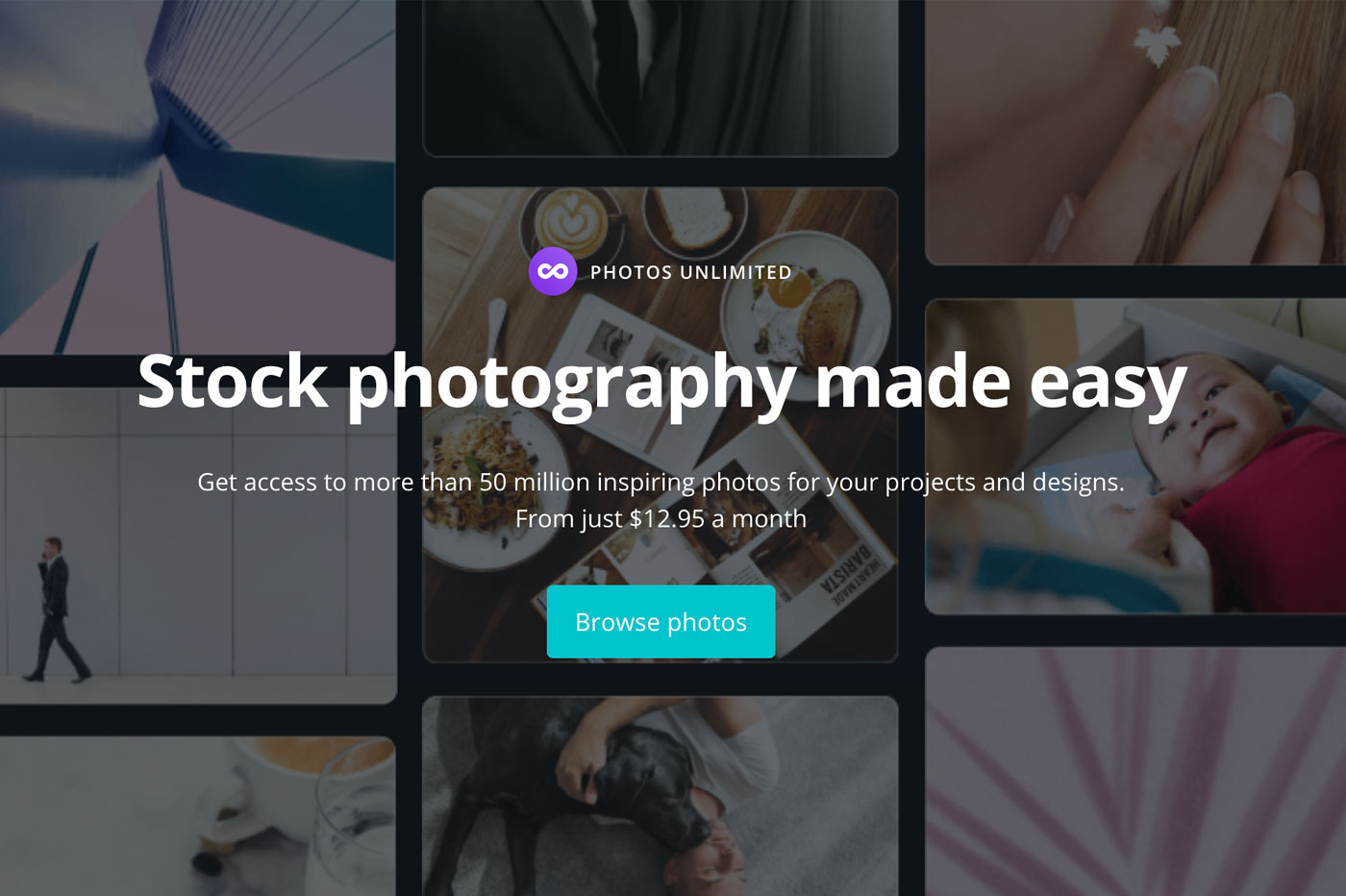 Canva Photos Unlimited