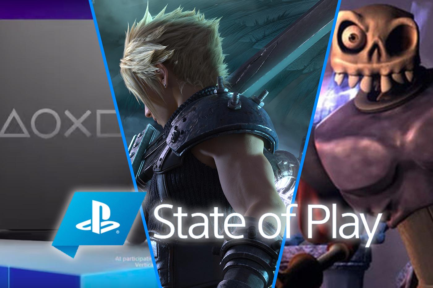 Que retenir du State of Play avec Final Fantasy VII Remake, MediEvil, Prédator, nouvelle PS4... !
