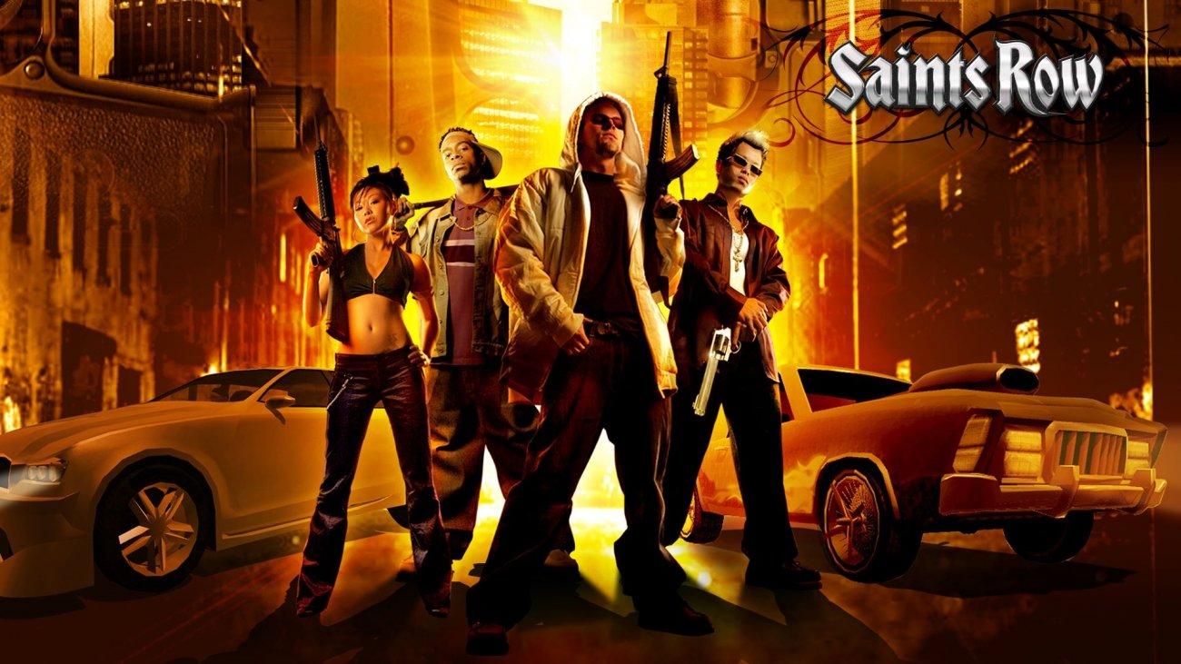 Saints Row va également être adapté — Ciné