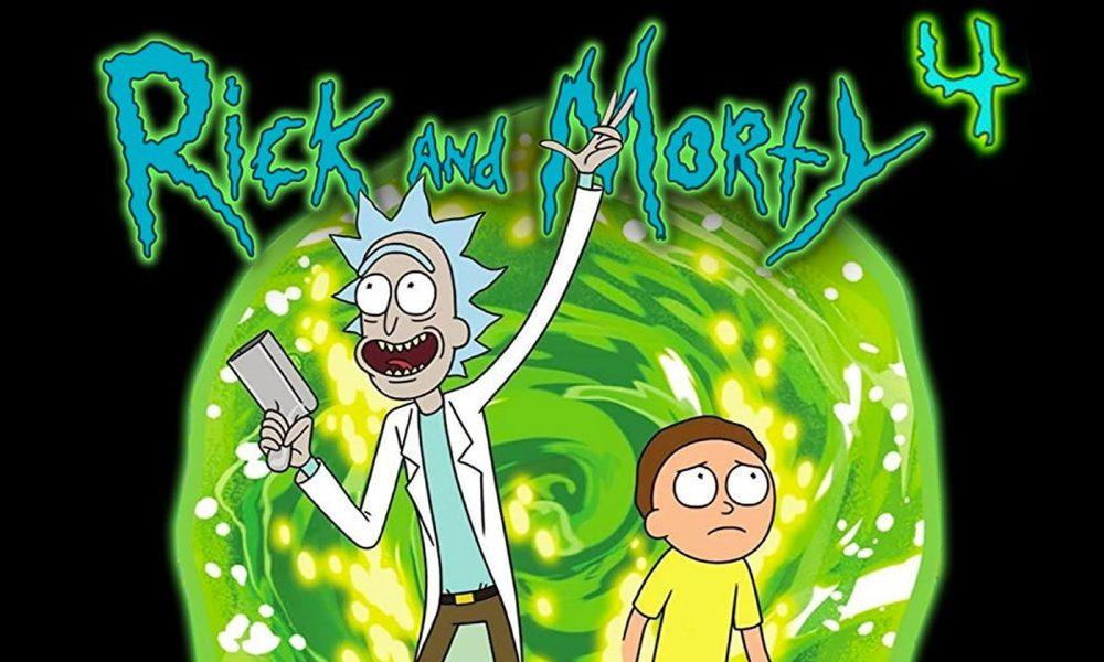 La saison 4 de Rick and Morty a sa date de sortie !