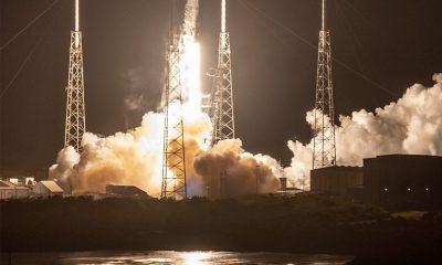 SpaceX satellites
