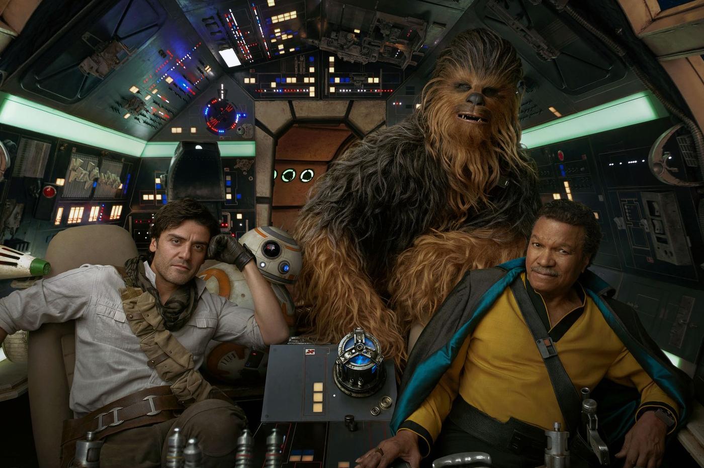Nouvelles Images Inédites Star Wars IX