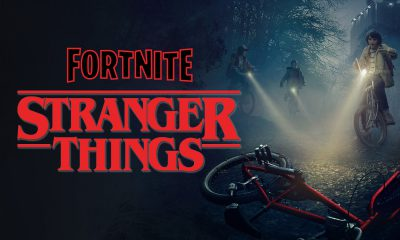 Event Stranger Things dans Fortnite