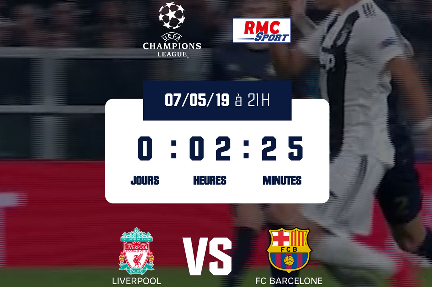 Streaming Liverpool Barcelone