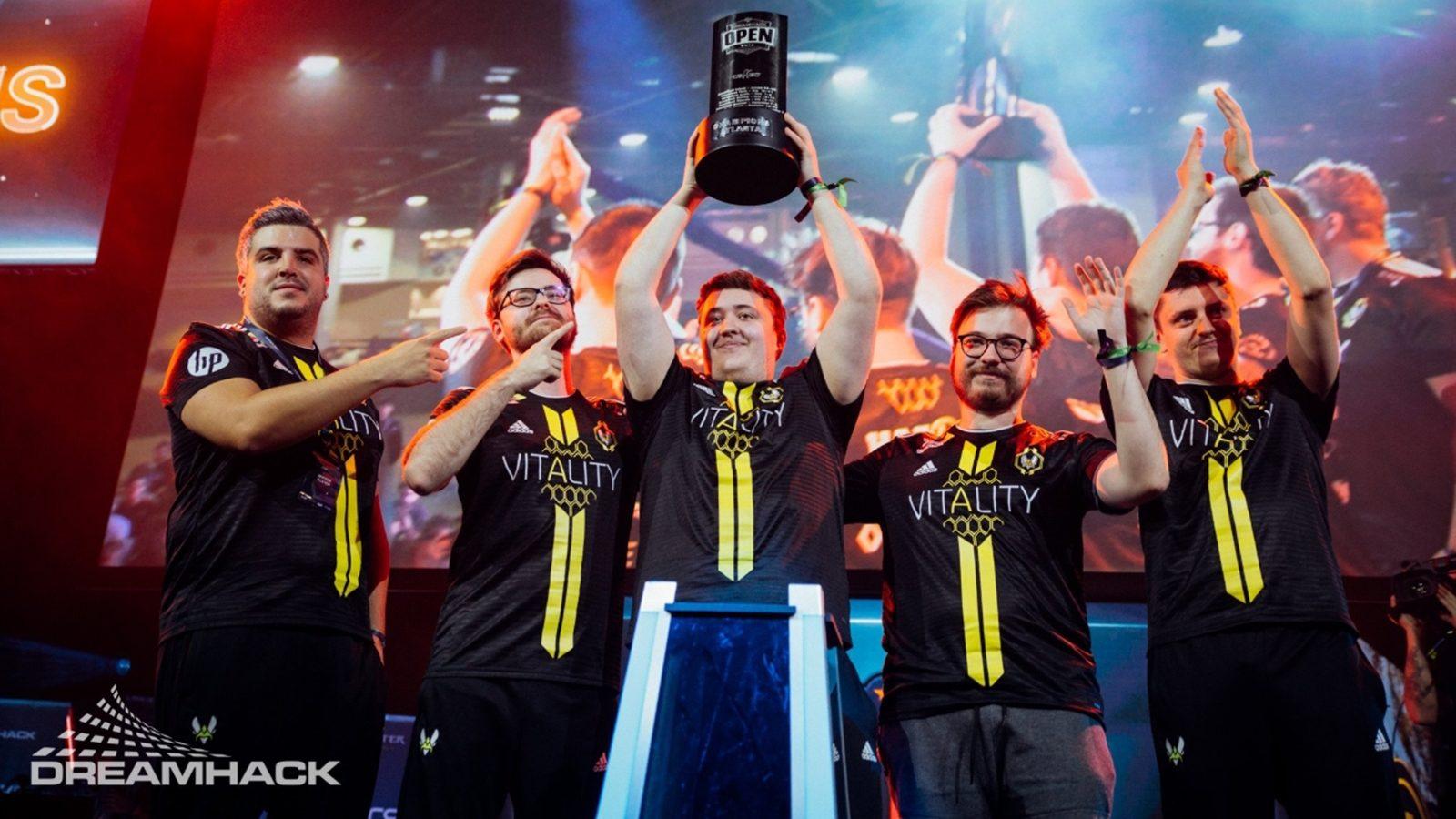 Team eSport Vitality