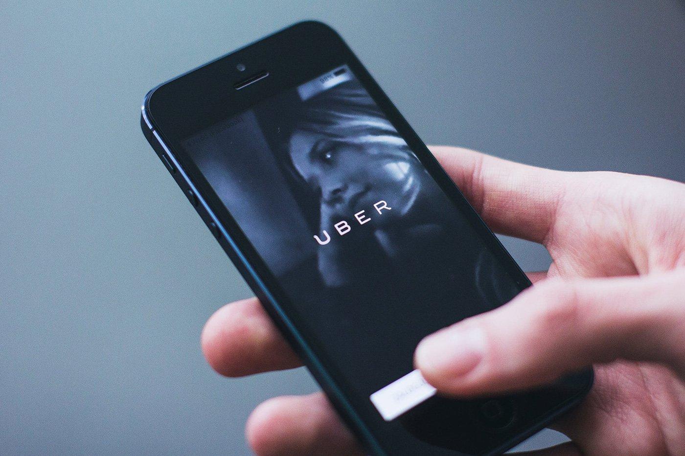 Uber bourse