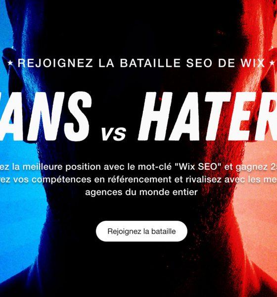 Wix SEO Battle