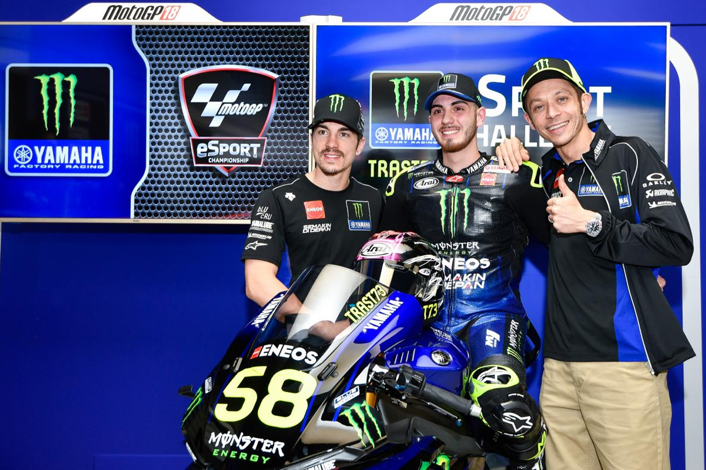 Yamaha se lance en eSport
