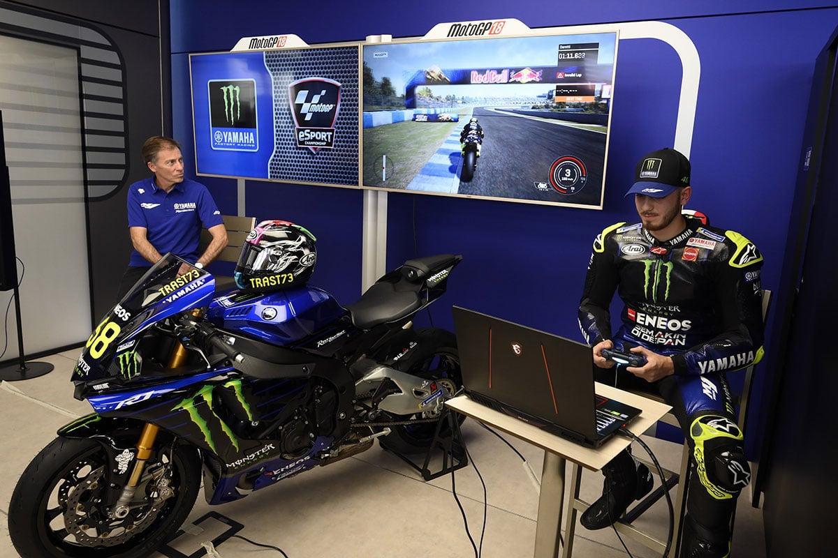 Yamaha Monster Energy eSport