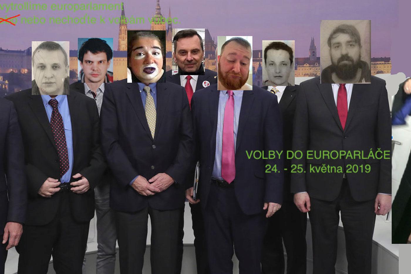YouTube : élections en République Tchèque