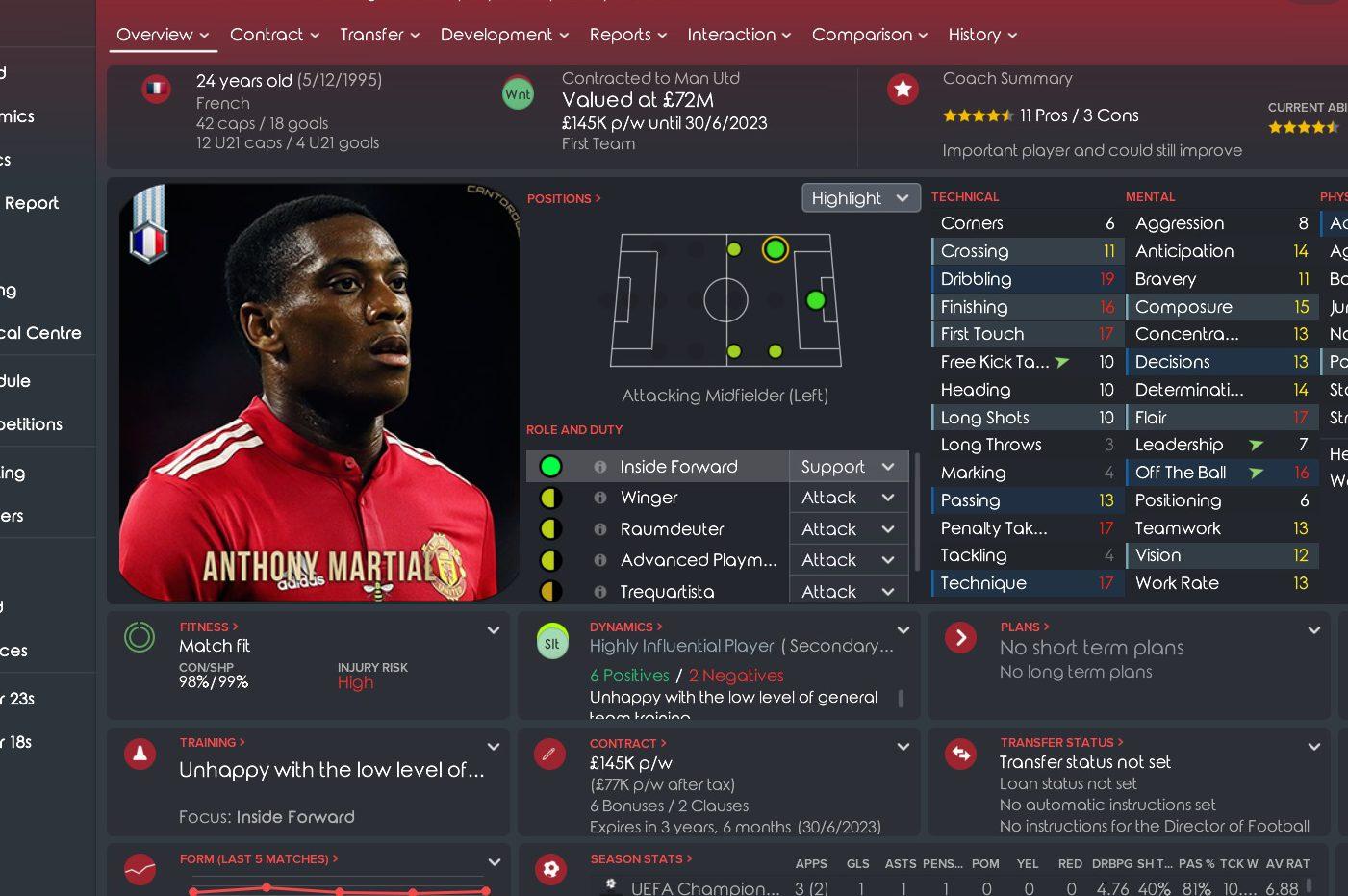Le jeu Football Manager souffre-t-il d'un biais raciste ?