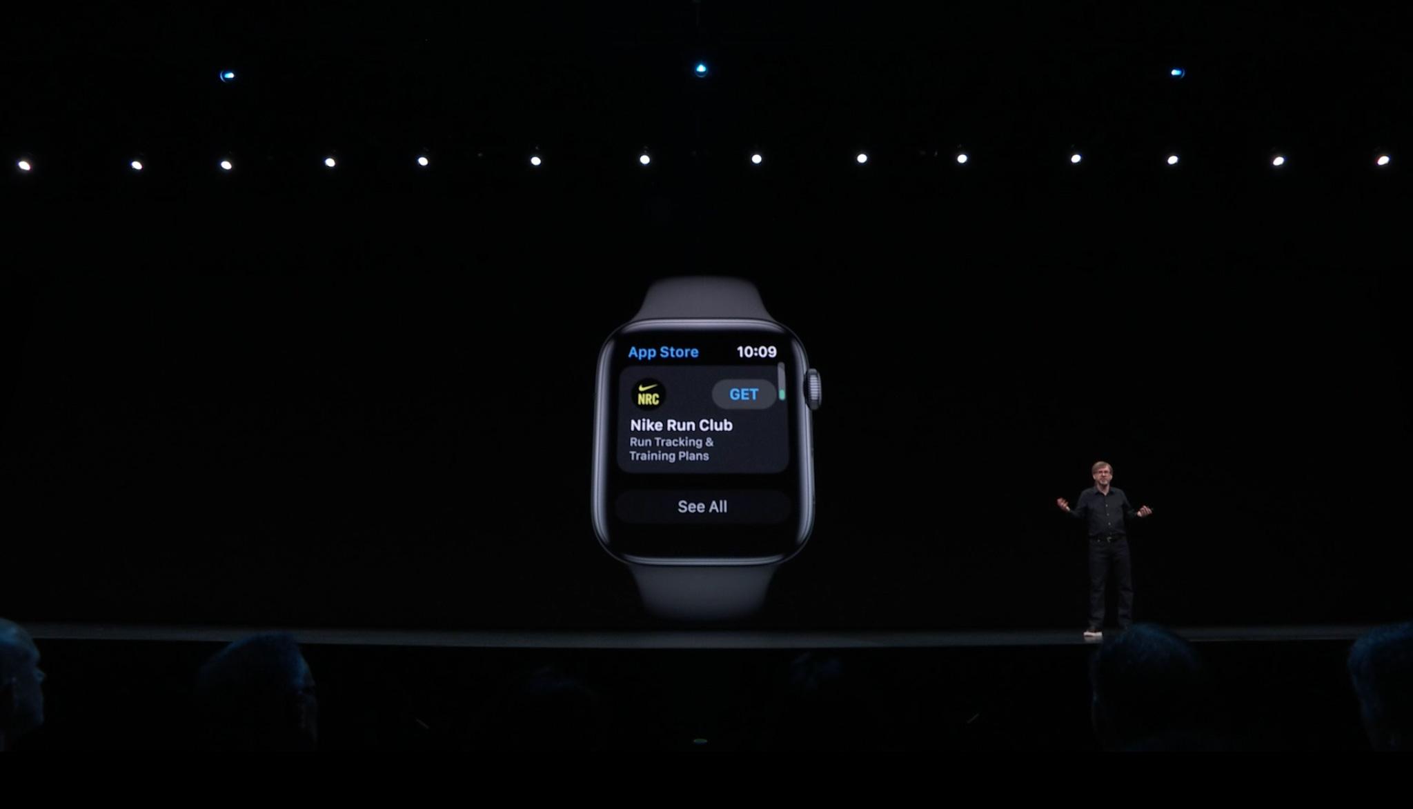 AppStore Apple Watch