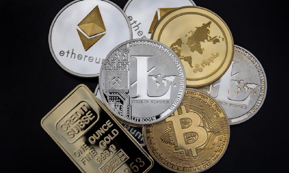 Des cryptomonnaies Bitcoin Ethereum Ripple