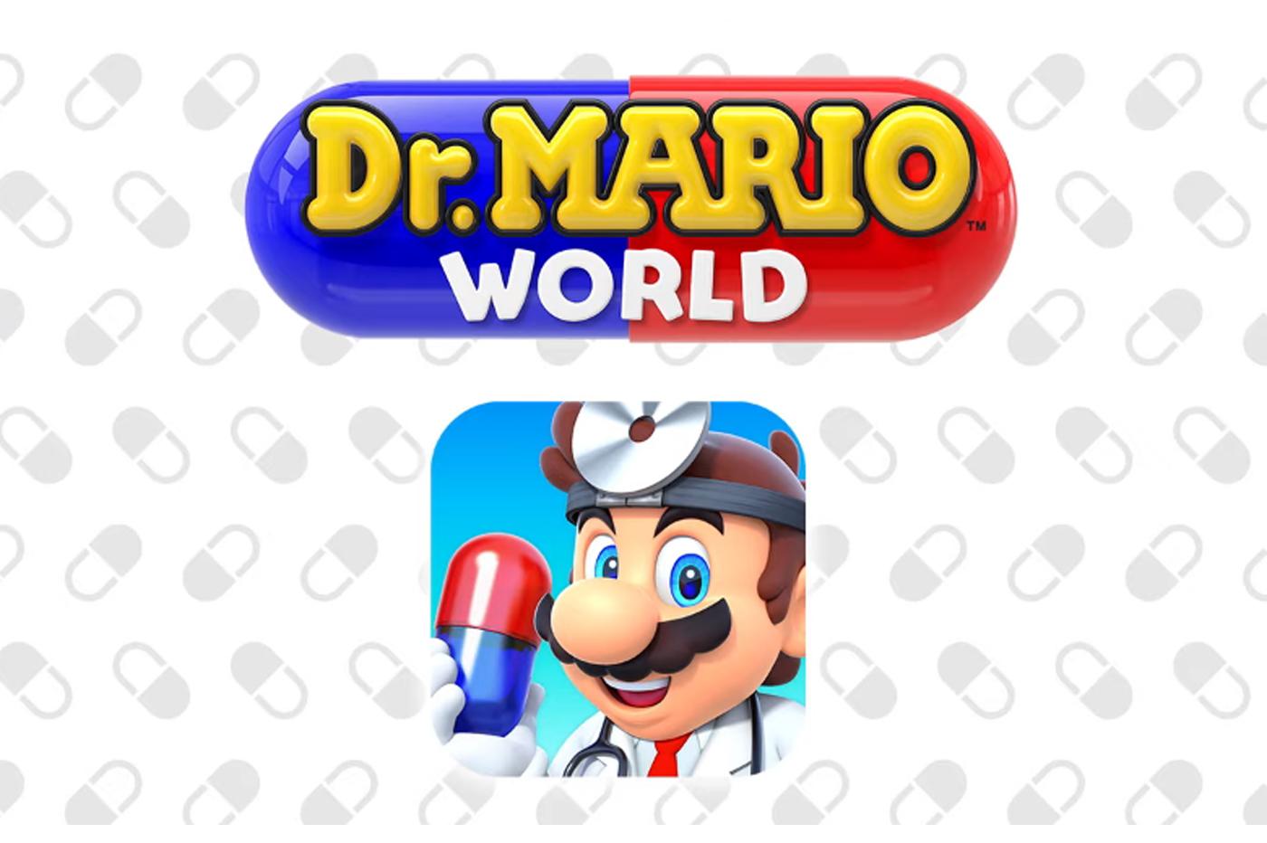 Dr. Mario World en précommande pour un lancement le 10 juillet