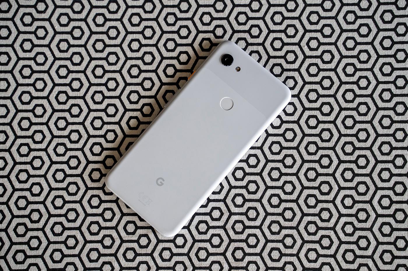 Face Arrière Pixel 3A XL