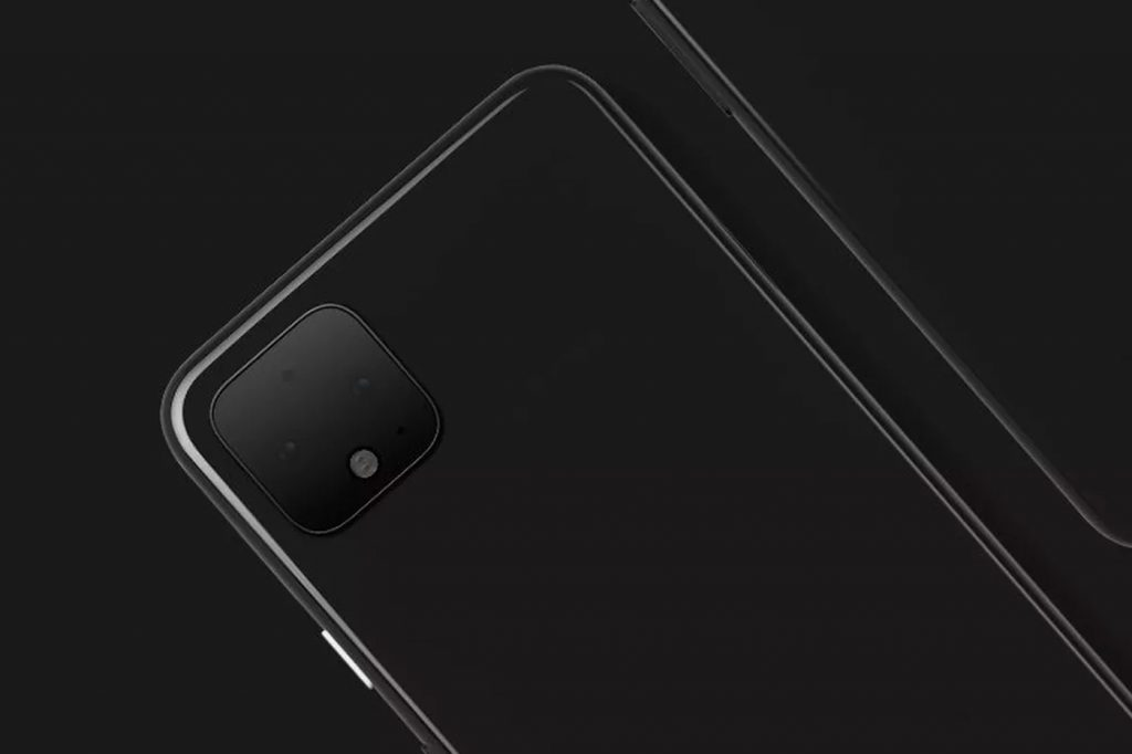 Google pixel 4 lancement