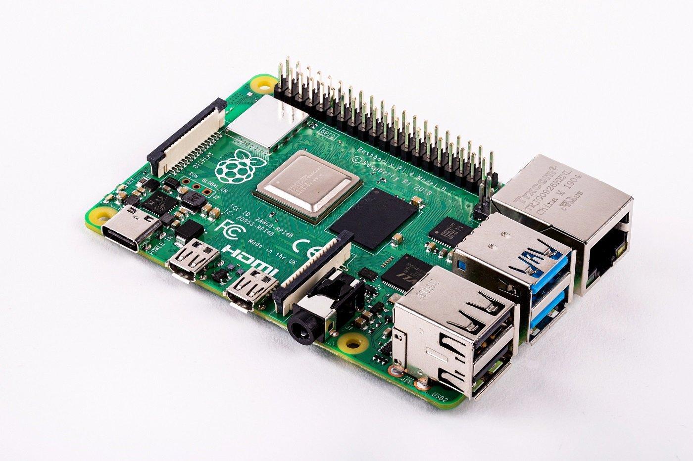 Le Raspberry Pi 4 Model B