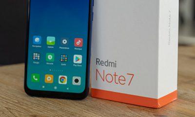 Le Redmi Note 7, équipé d'un APN principal de 48 Mégapixels