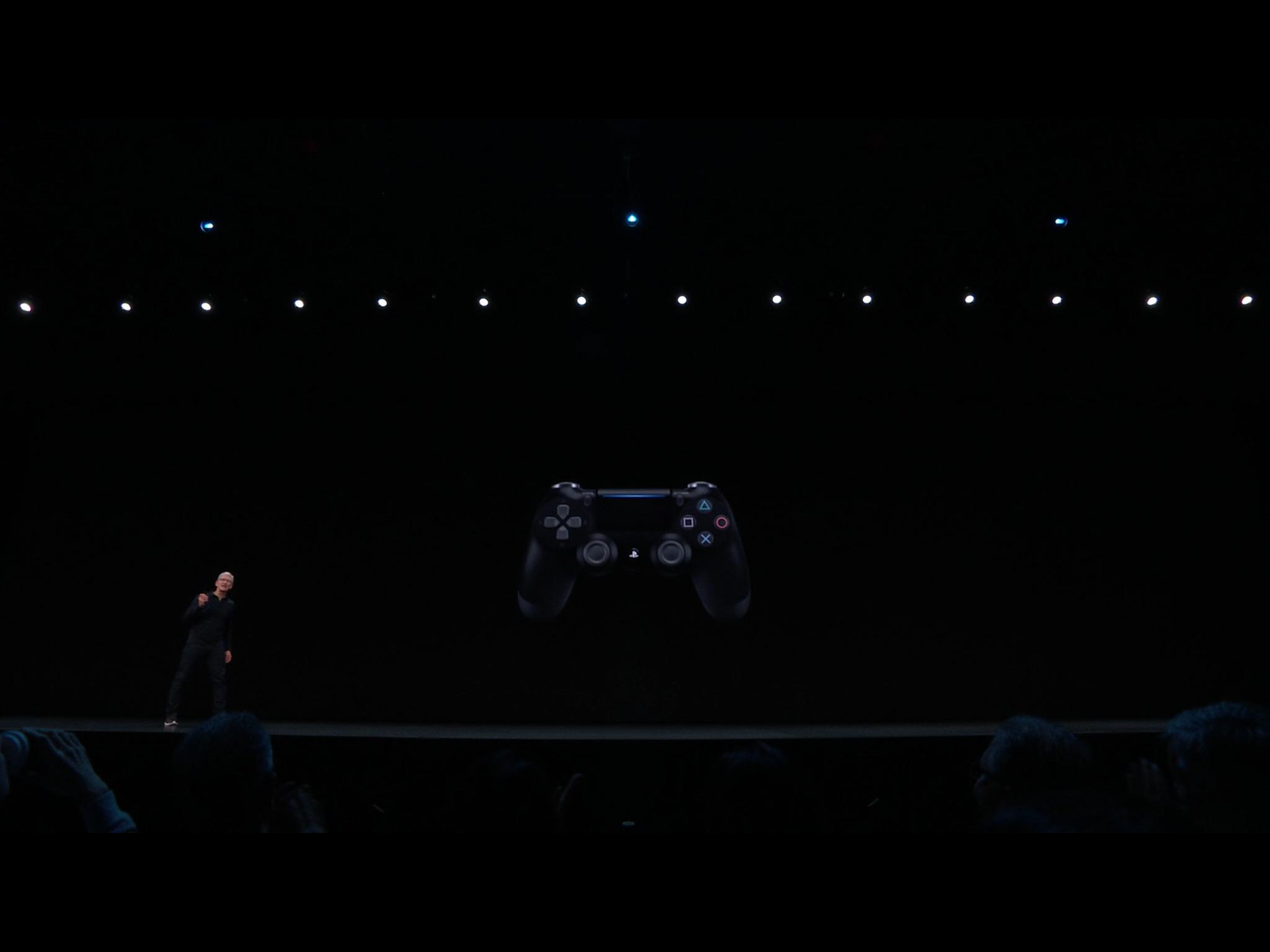 PS4 Apple TV