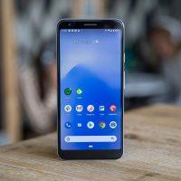 Google Pixel 3a XL Test